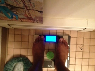 Weigh-In Wednesday #2