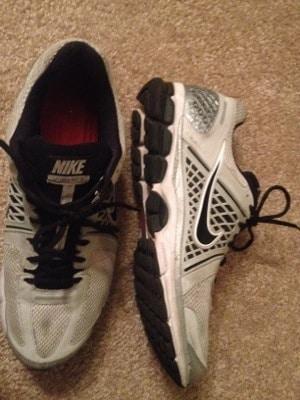 Nike Vomero 6 side