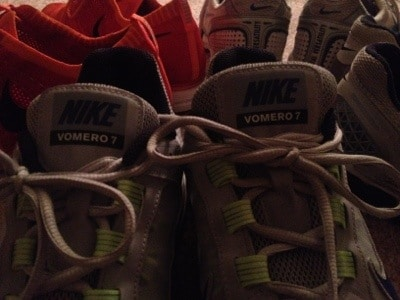 300 Pounds and Running's Nike Vomero 7