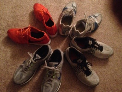 Running Shoe Reviews From A Fat Guy