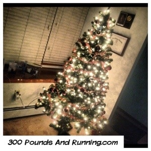A Well Needed Weigh-In: Christmas Count Down