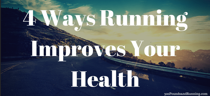 4 Ways Running Improves Your Health