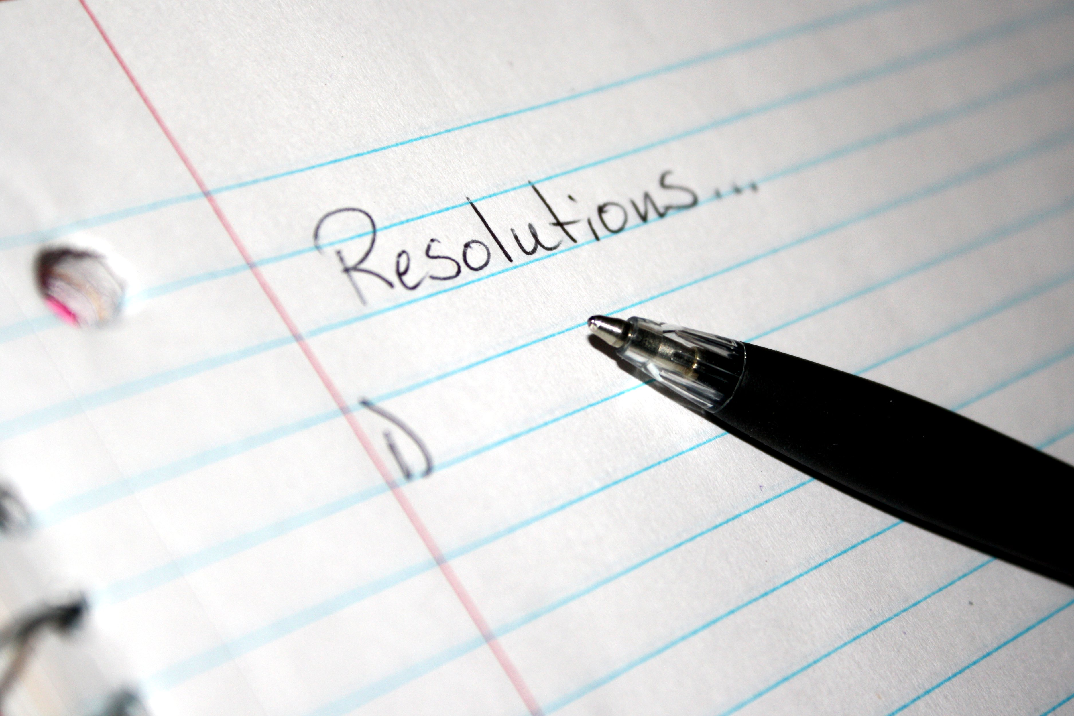 How To Stop The New Year's Resolution Cycle… (With Mini-Goals)