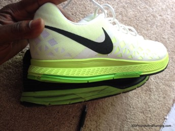 pretty nice 481d6 efa59 Nike Air Zoom Pegasus 31 Running Shoe Review • 300 POUNDS ...