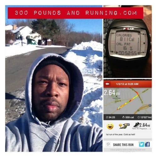 Weekly Weigh-In, WOD, Run Recap #1