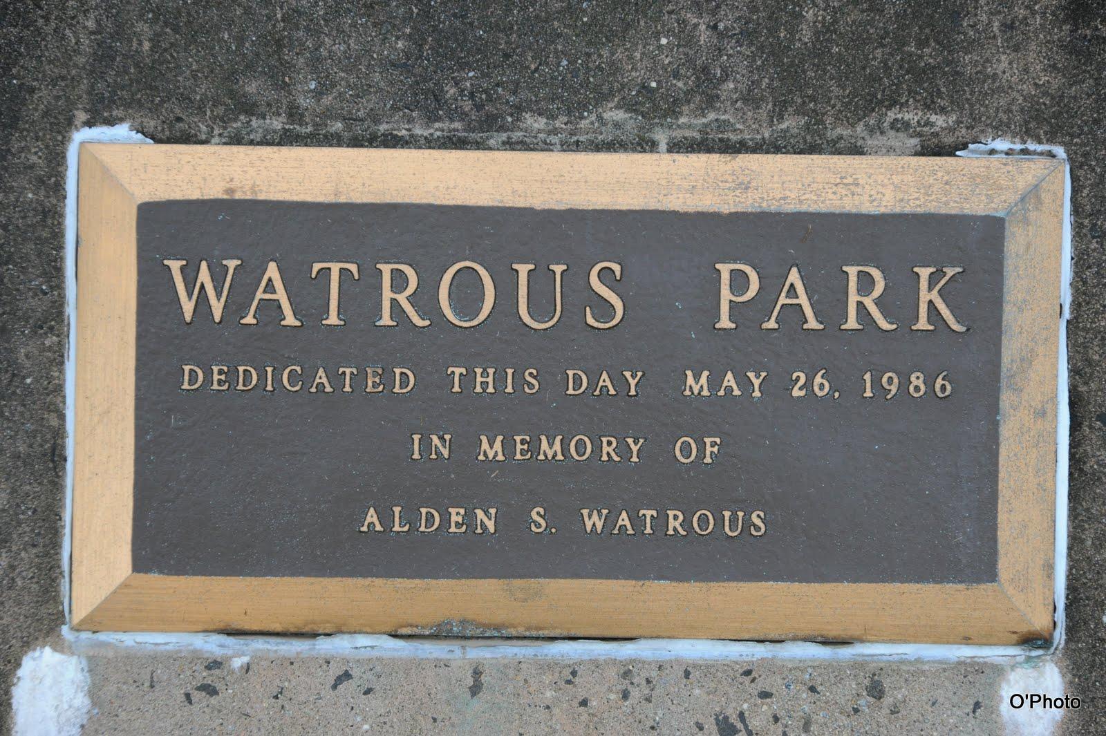 Watrous Park