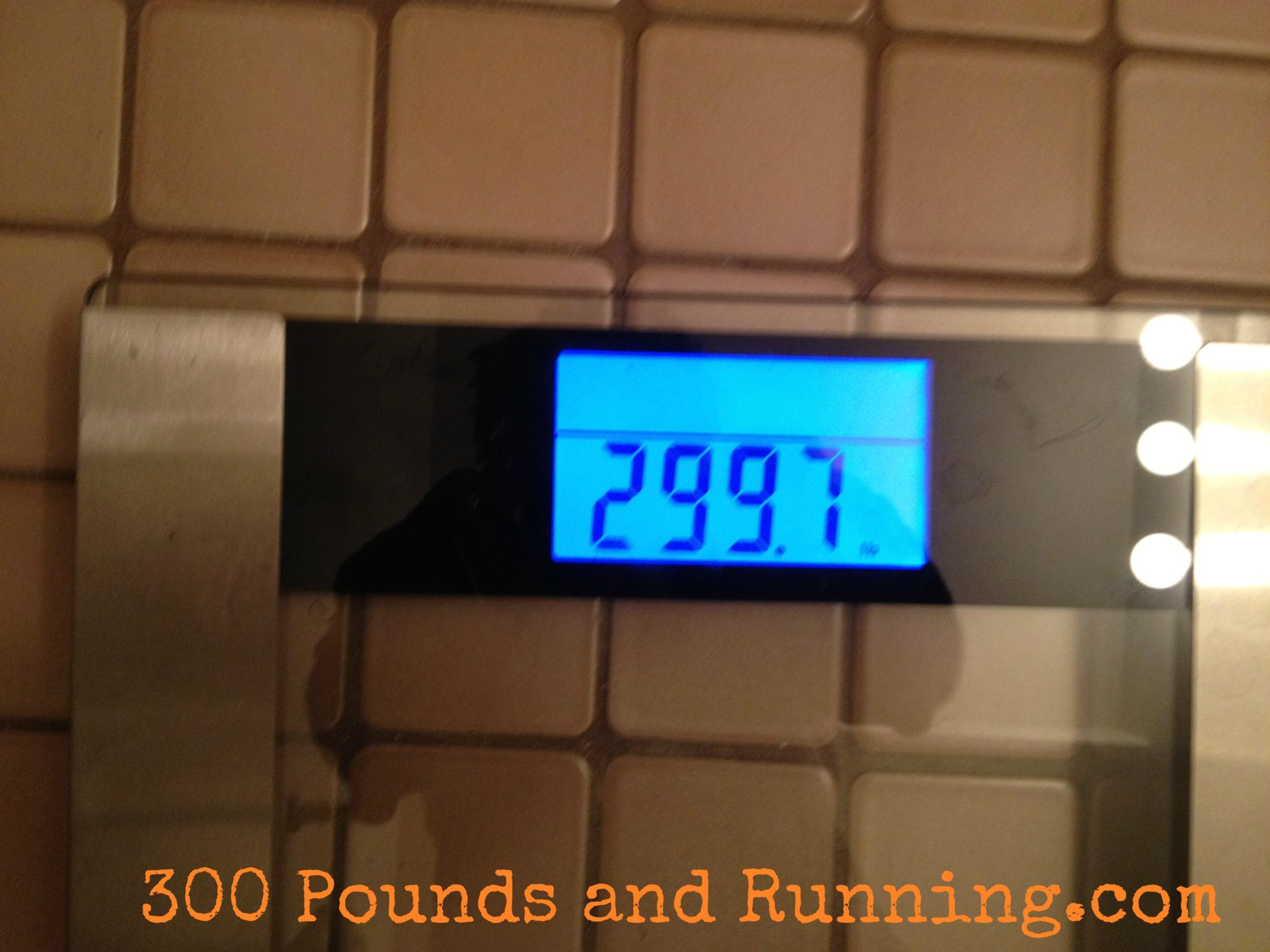 Weigh-In Wednesday: No Longer 300 Pounds Edition