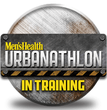 300 Pounds and Running Men's Health Urbanathlon